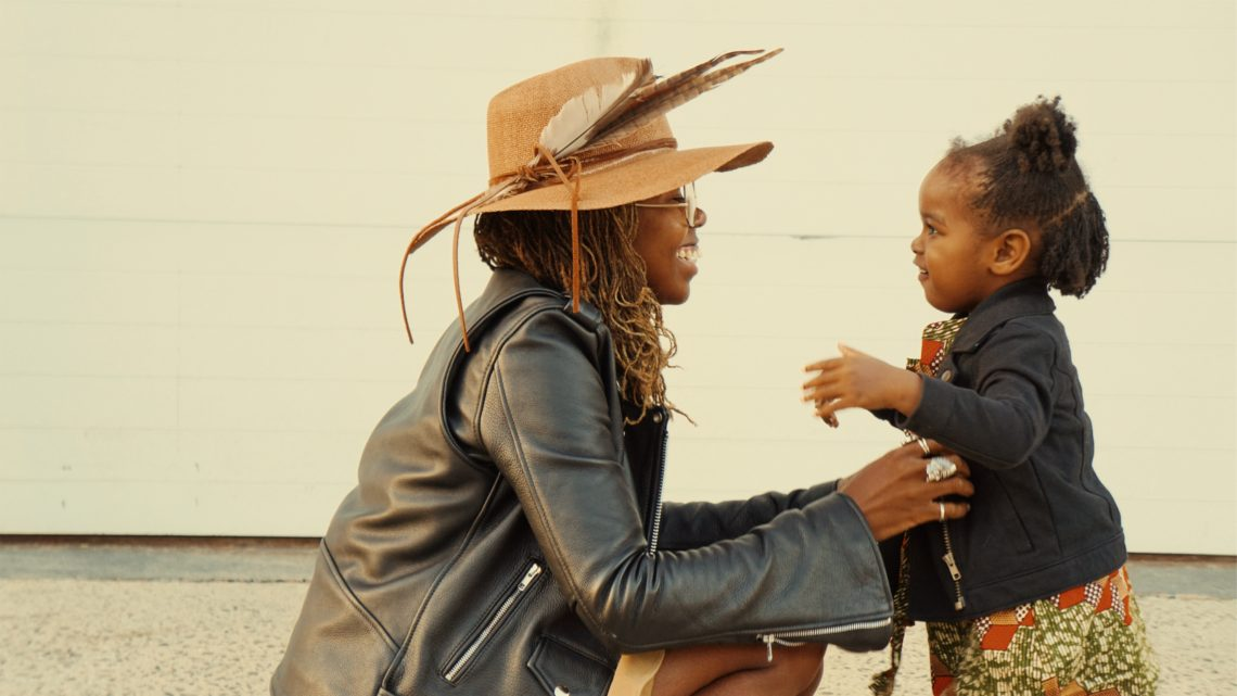 MIGHT AND MOTHERHOOD AFRICAN BOHEME